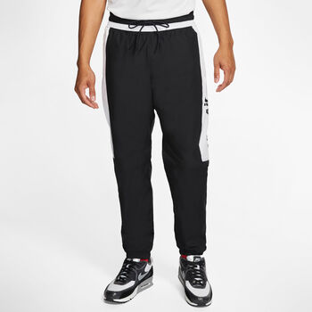 Nike Air Woven broek Heren Zwart
