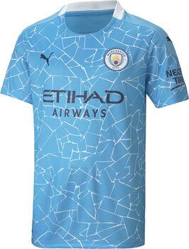 Puma Manchester City FC 20/21 thuisshirt kids Blauw
