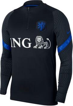 Nike Nederland 2020 Dri-FIT Strike shirt Heren Zwart