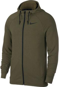 Nike Dry Training Hoodie Heren Groen