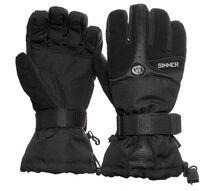 Sinner Everest handschoenen Heren Zwart