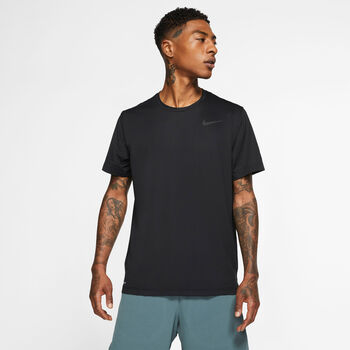 Nike Pro shirt Heren Zwart