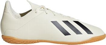 ADIDAS X Tango 18.4 jr zaalvoetbalschoenen Wit