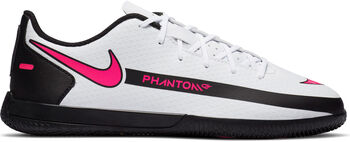 Nike Phantom GT Club IC kids voetbalschoenen Jongens Wit