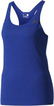 adidas Prime top Dames Blauw