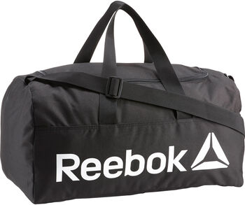 Reebok Active Core Medium Grip tas Heren Zwart