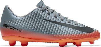 Nike Mercurial Vortex III CR7 FG jr voetbalschoenen Zwart