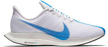Nike Zoom Pegasus Turbo hardloopschoenen Heren Wit