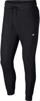Nike Sportswear Optic Fleece joggingbroek Heren Zwart