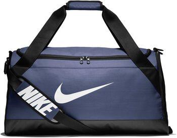 Nike Brasilia Training sporttas Blauw