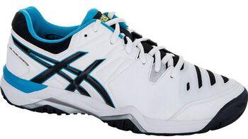 Asics GEL-Challenger 10 Clay tennisschoenen Heren Wit