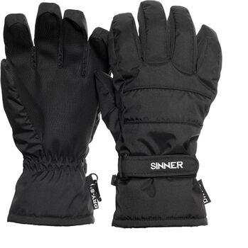 Sinner Vertana handschoenen Heren Zwart