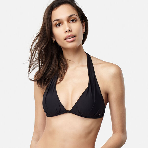 Molded Halter bikinitop