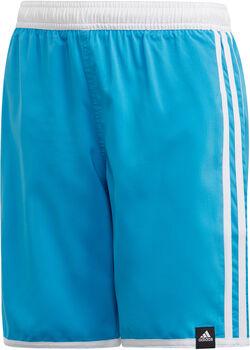 adidas 3-Stripes Zwemshort Jongens Blauw