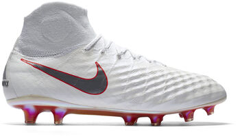 Nike Magista Obra 2 Elite Dynamic Fit FG voetbalschoenen Wit