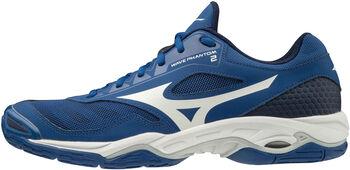 Mizuno Wave Phantom 2 handbalschoenen Heren Blauw