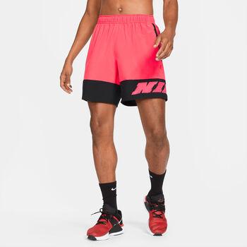 Nike Training short Heren Rood