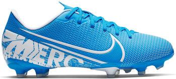 Nike Vapor 13 Academy FG/MG Jr Voetbalschoenen Grijs