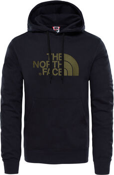 The North Face Drew Peak Pullover hoodie Heren Zwart