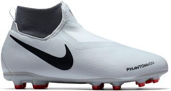 Nike Phantom Vision Academy DF FG/MG jr voetbalschoenen Bruin