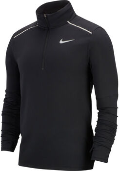 Nike Element 3.0 longsleeve Heren Zwart