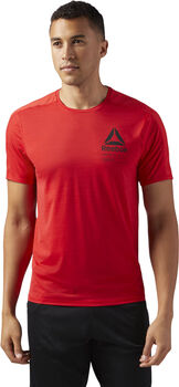 Reebok ACTIVchill Graphic Move shirt Heren Rood