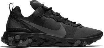 Nike React Element 55 hardloopschoenen Heren Zwart