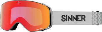 Sinner Olympia + skibril Grijs