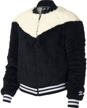 Nike Sportswear bomberjack Dames Zwart