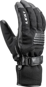 Leki Stormlite 3D handschoenen Heren Zwart