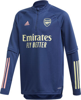 adidas Arsenal Training Longsleeve shirt 20/21 Jongens Blauw