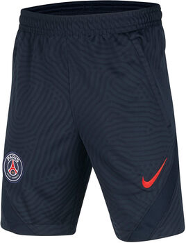 Nike Paris Saint-Germain Strike kids short Jongens Blauw