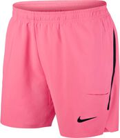 Nike Court Flex Ace short Heren Rood