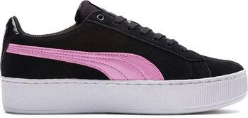 Puma Vikky Platform jr sneakers Zwart