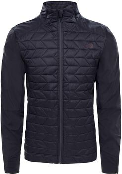 The North Face Thermoball Active jack Heren Zwart