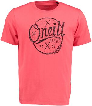 O'Neill Nautic jr shirt Jongens Rood