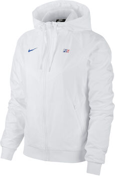 Nike Paris Saint-Germain Windrunner jack Dames Wit