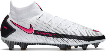 Nike Phantom GT Elite Dynamic Fit FG voetbalschoenen Heren Wit