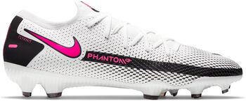 Nike Phantom GT Pro FG voetbalschoenen Heren Wit