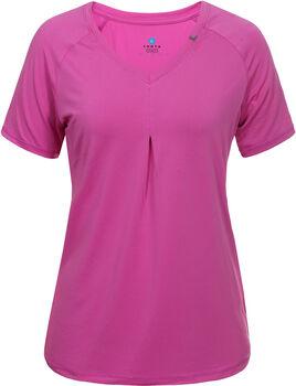 Luhta Cecilia shirt Dames Roze