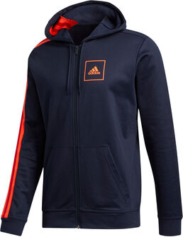 3-Stripes Piqué hoodie