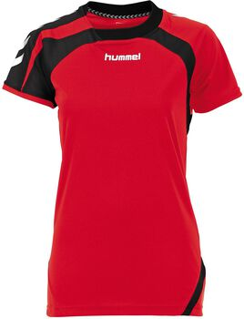 Hummel Odense shirt Dames Rood