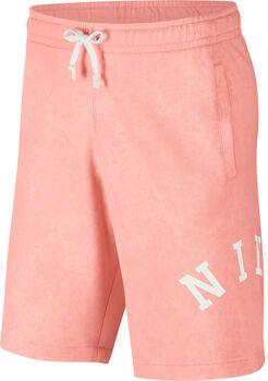 Nike Sportswear short Heren Rood
