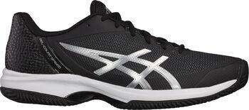Asics Gel-Court Speed Clay tennisschoenen Heren Zwart