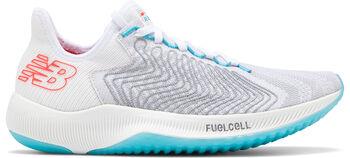 New Balance FuelCell Rebel hardloopschoenen Dames Wit