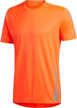 ADIDAS 25/7 Rise Up N Run Parley shirt Heren Rood