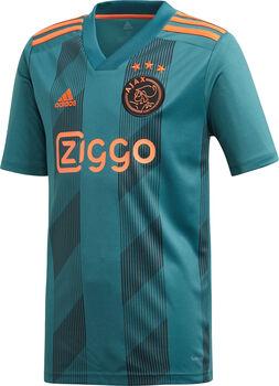 adidas Ajax jr uitshirt 2019-2020 Jongens Groen