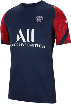 Nike Paris Saint-Germain Strike top Heren Blauw