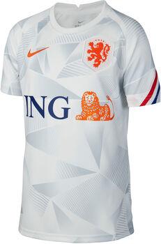 Nike Nederland kids shirt Jongens Wit