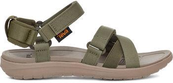 Teva Sanborn Mia sandalen Dames Groen